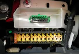 citroen c3 c3 fuse box locations help and advice citroen c3 fusebox 2007 glovebox small slave box jpg