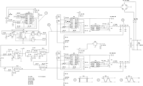 inverter schematic 12vdc to 220vac (with sine wave output adding an inverter to a travel trailer at Vintage Power Inverter Converter Wiring Diagram