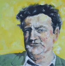 Image result for Brendan Behan art