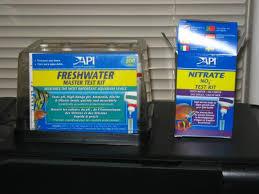 Api Nitrate Tests Tropical Fish Keeping Aquarium Fish