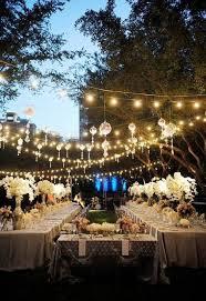 outdoor wedding reception lighting ideas. Outdoor Wedding Reception Hanging Lighting Ideas E