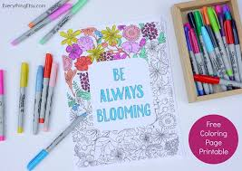 12 Inspiring Quote Coloring Pages For Adultsfree Printables