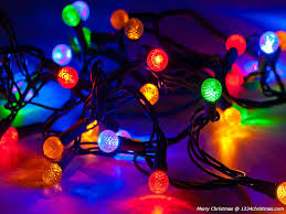 Desktop Christmas Lights Desktop Christmas Lights Wallpapers Master