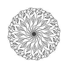 Colora I Mandala Mandala Da Colorare