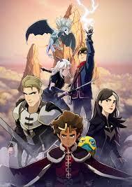 dragon, prince, dragon princess
