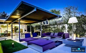 Modern Patio Cover Modern Patio Cover Modern Patio With Pathway