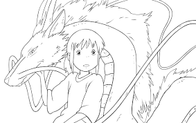 spirited away coloring pages. Exellent Coloring Spirited Away Coloring Pages 13 With For R