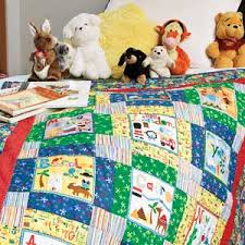 Quilt Patterns For Boys Interesting It's A Kid's World Reversible Map And City Block Quilt For