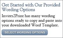 Invites2print Ms Word Templates Baby Blocks Favor Kit