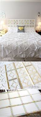 Cover Headboard With Fabric Best 20 Fabric Headboards Ideas On Pinterest Diy Fabric