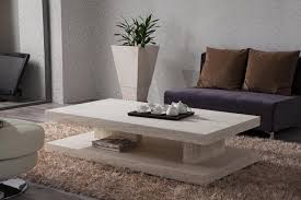 marble top coffee table decor