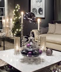 Impressive Holiday Table Decorating With Many Beautiful Ornaments Decor.  Stunning Holiday Table