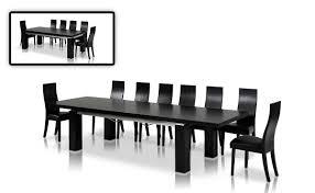 modern black dining room tables. Modern Black Dining Room Tables N