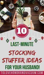 10 great gift ideas for your husband check out these stocking stuffers for your husband