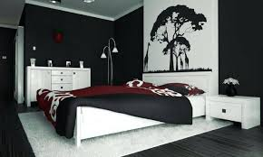 Red And Black Bedroom Ideas Red Black White Grey Bedroom Ideas Also  Beautiful Green Flag Air
