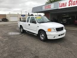 Ford F-150 Heritage For Sale in Lubbock, TX - LONE STAR CAR CO