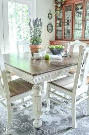 off white dining set white kitchen dining sets distressed dining table and plus antique white distressed