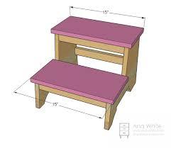 view larger wood work diy toddler step stool