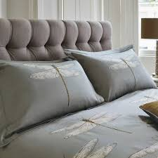 Dragonfly Bedding   Harlequin Demoiselle at Bedeck 1951 & Harlequin Demoiselle Bedding Harlequin Demoiselle Dragonfly Oxford  Pillowcase Harlequin Demoiselle Plain Oxford Pillowcase Harlequin  Demoiselle Head Of Bed ... Adamdwight.com