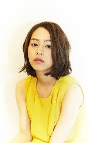 髪型解説可愛くて綺麗な長谷川潤さん風ボブヘアスタイル Acqua