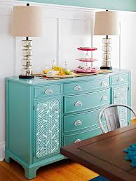bright painted furniture. tropical painted furniture shabby chic primitive bright