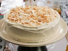 Carrot Coconut Birthday Cake Recipe Valerie Bertinelli Food Network