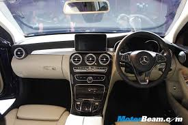 Youtube's collection of automotive variety! Mercedes C Class Interior India