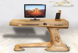 lizard desk diy computer desk table