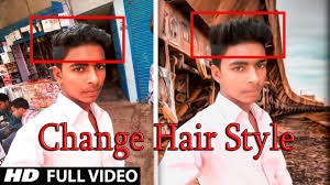 How To Change Hair Style how to change hair style in photoshop stylish look rc editz 5969 by wearticles.com