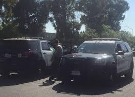 Deputies Investigate Report Of Gun In Valencia Road Rage