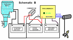 trollbridge24 information 24 volt battery system diagram at 24 Volt Onboard Charger Wiring Diagram