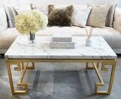 living room with mirrored furniture. Galatea White \u0026 Gold Marble Coffee Table Living Room With Mirrored Furniture
