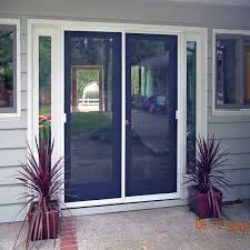 door screens sliding door
