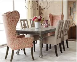 Awesome Accent Dining Room Chairs Photos AWconsultingus - Casters for dining room chairs