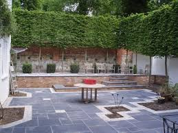 stylish courtyard garden norwich
