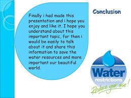 water resources power point presentation 25