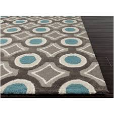 blue and green rugs brown area taupe chocolate teal remodelaholic you ll black fluffy rug under