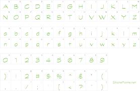 Download Free Font Graphite Light
