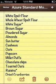 Shopping List Unique Azure Standard Organic Food Shopping List With Prices Chic