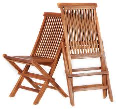 teak outdoor chairs. teak folding chair special price combo set of 2 per box traditional-outdoor -folding outdoor chairs o