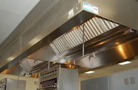 Commercial Kitchen Hood