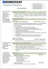 Accounting Resume Examples Magnificent Accountant Resume Examples 60 Resume 60