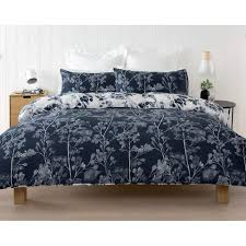 Dappled Leaf Quilt Cover Set - Queen Bed | Kmart & Dappled Leaf Quilt Cover Set - Queen Bed Adamdwight.com