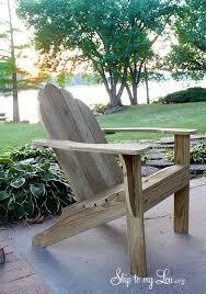 twin adirondack chair plans. Twin Adirondack Chair Plans W