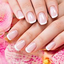 american manicure vs french manicure awesome unhas de gel francesa
