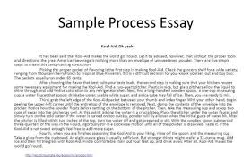 how to choose interesting topics for a process essay for college  second make each step the paragraph topic sentence for one of the body paragraphs i e each step in the process becomes the first sentence of one of your