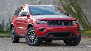 Jeep Grand Cherokee Compared With Other Midsize Suvs Autoblog