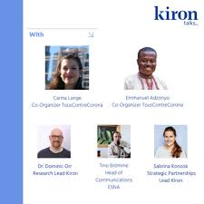 Kiron talks... about educational challenges and change under Covid19 by  Kiron talks... • A podcast on Anchor