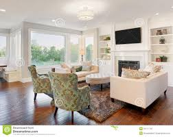 Upscale Living Room Furniture Luxurious Living Room Stock Photography Image 34711742