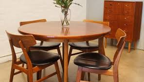 diy glass table chairs seats modern larchmont mid round set woodworking plans extension tables oval danish